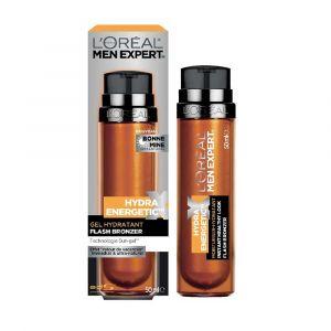 L'Oréal Hydra Energetic X Flash Bronzer, Sans autobronzant - Le flacon de 50ml