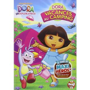 Dora l'exploratrice : Vacances au camping