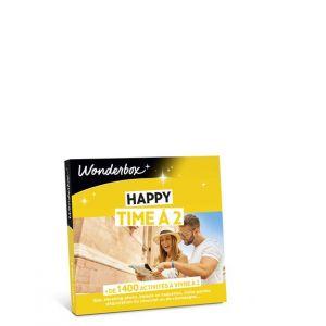 Wonderbox Coffret Cadeau Happy Time à 2
