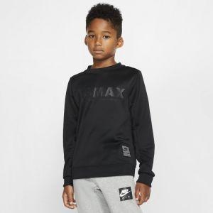 Nike Haut Sportswear Air Max pour Garçon plus âgé - Noir - Taille S - Male