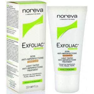 Noreva Exfoliac - Soin anti imperfections, teinté clair