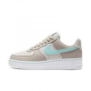 Nike Chaussure Air Force 1 Low pour Femme - Crème - Taille 43 - Female