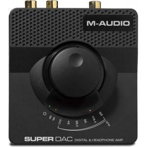 M-Audio Super DAC - Convertisseur numérique-analogique