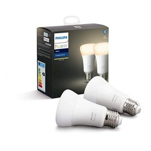 Philips Hue White E27 Bluetooth x 2