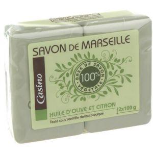 Casino Savon de Marseille Huile d'olive et citron