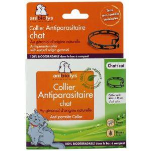Anibiolys Collier antiparasitaire pour chat (35 cm)
