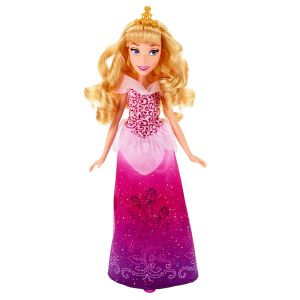 Hasbro Poupée Disney Princesses : Aurore poussière d'étoiles