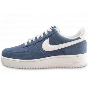 Nike Chaussures Air Force 1 '07 e Bleu - Taille 40,41,42,43,44,45,46