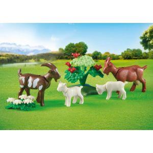 Playmobil 6315 - Famille de chèvres
