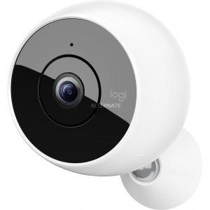 Logitech Circle 2 - Caméra de Surveillance Filaire Intérieur/Extérieur