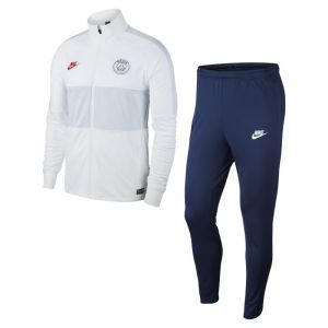 Nike Survêtement de football Dri-FIT Paris Saint-Germain Strike pour Homme - Blanc - Taille L - Male