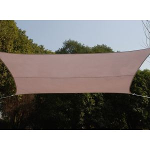 Hesperide Curacao 3 x 4 m - Voile d'ombrage rectangulaire