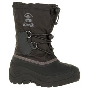 Kamik Bottes et bottines Southpole 4 Children - Black - EU 28-29