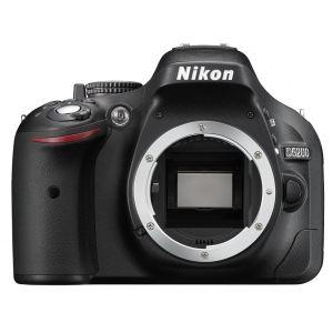 Nikon D5200 (avec 2 objectifs 18-55mm et 55-200mm)