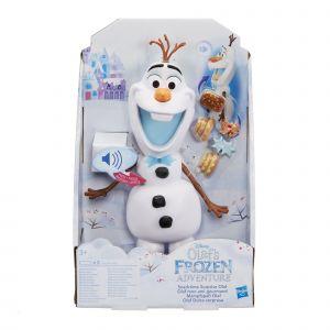 Hasbro Olaf mon ami gourmand La Reine des neiges