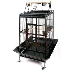 Cedev Cage large pour perroquet (83 x 168 x 77 cm)