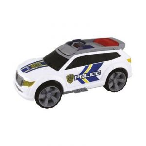 John World 4x4 Police sonore et lumineux