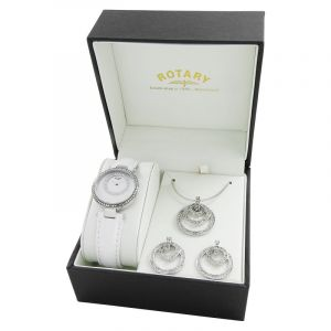 Rotary Montre femme Exclusive LS00494/41/SET