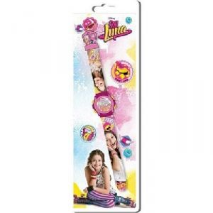 WD18004 - Montre pour fille Quartz Digitale Soy Luna