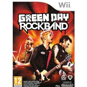 Green Day : Rock Band [Wii]