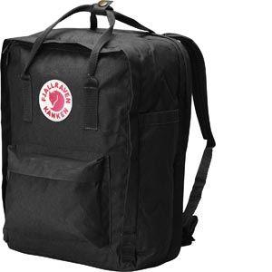 Fjällräven Kanken 15 pouces noir sacoche portable