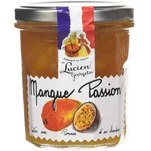 Lucien georgelin Préparation de Mangue Passion 320g - Pack de 6