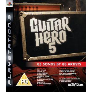 Guitar Hero 5 [PS3]