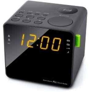 Muse Radio réveil M-187 CLG noir