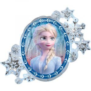 Ballon géant La Reine des Neiges 2