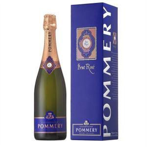 Pommery Champagne brut rosé