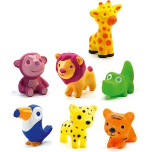 Djeco Figurines Troopo-Savana