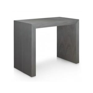 Table console extensible Aviva XL 4 rallonges (50 cm)