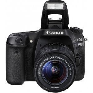 Canon EOS 80D (avec objectif 18-55mm)