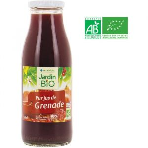 Jardin Bio Pur Jus de Grenade bio - 50 cl - Lot de 3