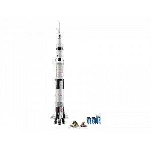 Lego 21309 Ideas - NASA Apollo Saturn V