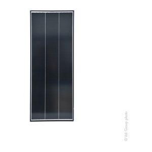 Nx Panneau solaire rigide 75W-12V Monocristallin à Haut Rendement