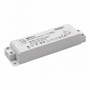 Kanlux Transformateur électronique 60W 220-240V à 12VAC IP20 SET60-K