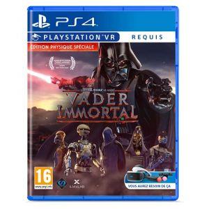 Vader Immortal: A Star Wars VR Series (PS4 VR Requis) [PS4]