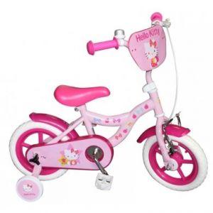808821 - Vélo fille Hello Kitty 12 pouces