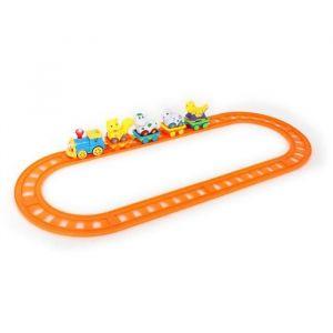Mgm Le petit train et son circuit : Les animaux