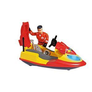 Simba Toys 9251662 - Sam Le Pompier : Jet-Ski Juno