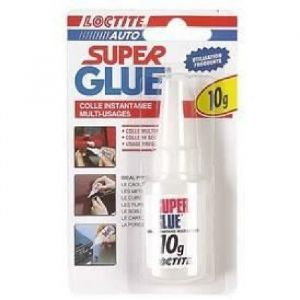 Loctite Super glue muti-usages 10 g