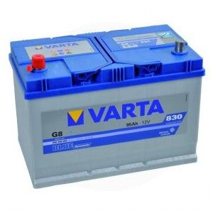 Boss Effect Batterie VARTA G8 Blue Dynamic 95 Ah - 830 A