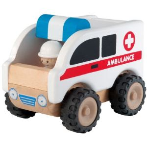 Wonderworld Ambulance véhicules Miniworld