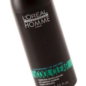 L'Oréal Cool Clear - Shampooing antipelliculaire pour homme (250 ml)
