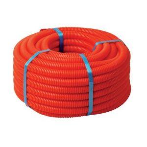 Cazabox Tube per gainé - d25 rouge 50m - Sélection