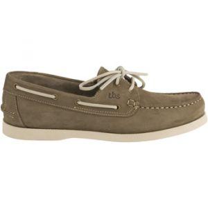Tbs Chaussures Bateau homme - Kaki - 40 vert - Taille 41,42,43