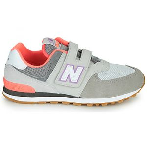 New Balance Chaussures enfant YV574SOC - Couleur 28,29,30,31,32,33,35,34 1/2 - Taille Gris