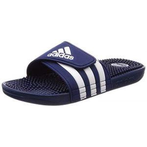 Adidas Adissage - Sandales de marche taille 8, bleu