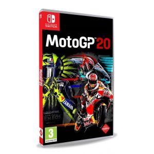 MotoGP 20 [Switch]